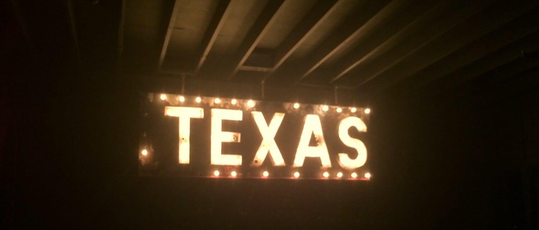 Texas in Neon Lights
